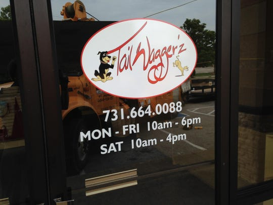 Tail Wagger'z has moved to 100 Vann Drive.