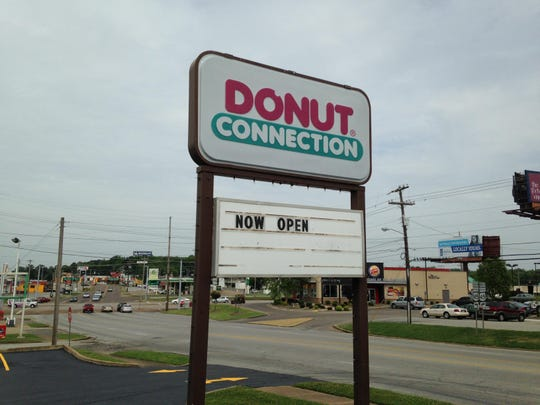 Donut Connection opened Thursday at 638 Old Hickory Blvd.
