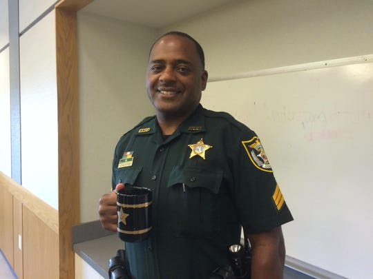 A new Escambia County Sheriff's Office initiative - Coffee with a Cop - is encouraging citizens to get to know their local deputies.
