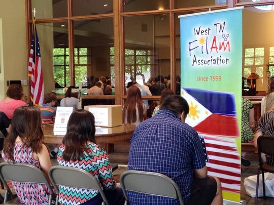 West Tennessee's Filipino-American Association hosts