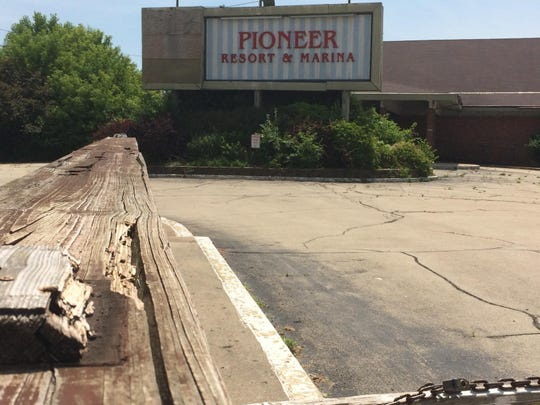 The former Pioneer Resort and Marina remains one of the few tax incremental financing districts that didn't bring an increase in tax revenue to the city of Oshkosh.