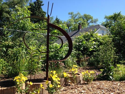 UWSP garden