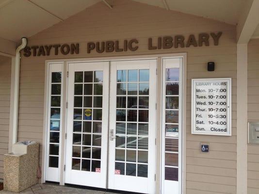 Stayton Public Library