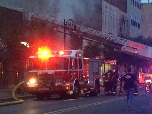 Plainfield fire