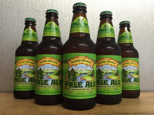 California's Sierra Nevada Pale Ale is one of the original hoppy pales. It's often overlooked and underappreciated.