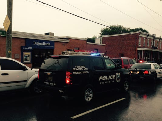 WILM bank robbery