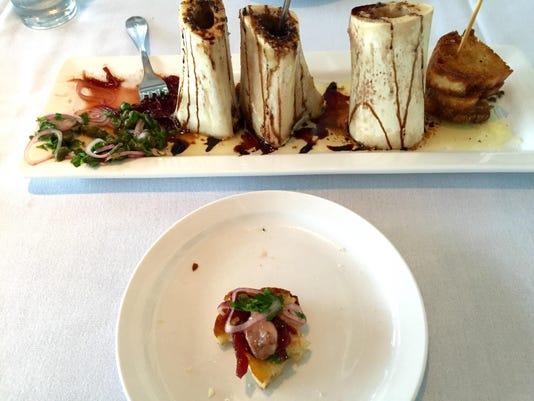 proof roasted bone marrow