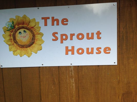 Sprout Queen exterior sprouthouse F2F