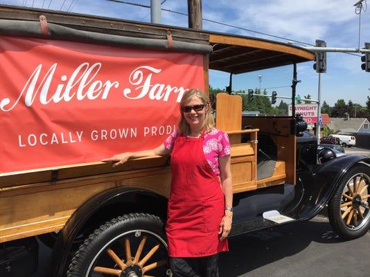 Miller Farm Julie
