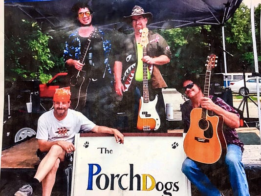 The Porchdogs