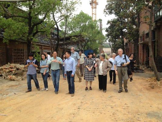 DCA 0711 touring taoxichuan