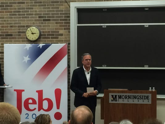 Jeb Bush Iowa