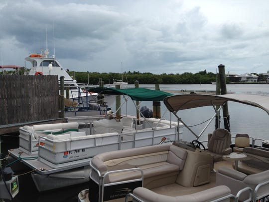 Marina Mike's Boat Club & Rentals of Fort Myers Beach rents out boats ranging from 19 to 24 feet in length.