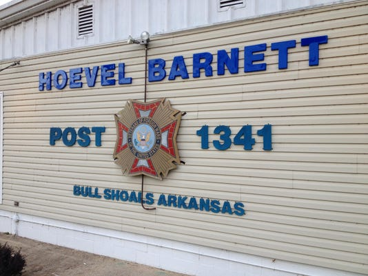 Bull Shoals VFW left