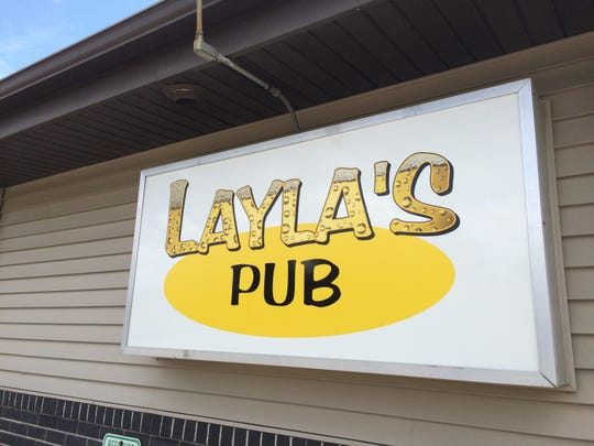 Layla Tracy bought the former Goose's Pub in Wisconsin