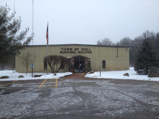 Town of Hull municipal building