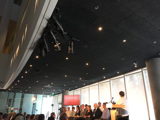 The State of the Arts 2015 symposium was held Wednesday at the Nevada Museum of Art.