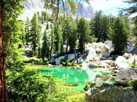 Explore Nevada: Backpacking Crown Lake