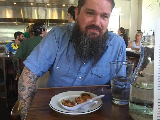R.J. Wall, a founder of Chefs Night Off Indy, may be