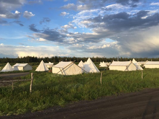 National Parks-Glamping