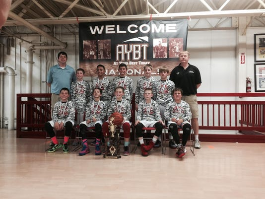 NWCO Steam 5th gd National Champs