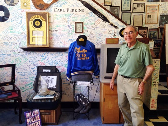 Henry Harrison, founder of Rockabilly Hall of Fame, dies at 82