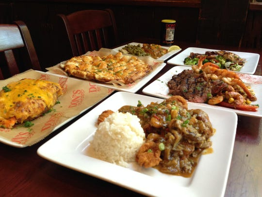 Don's Seafood Hut offers an assortment of off-menu items to customers.