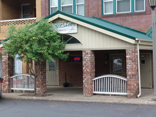 The SportZone Pub and Grill is at 119 N. Third St. in Coshocton.