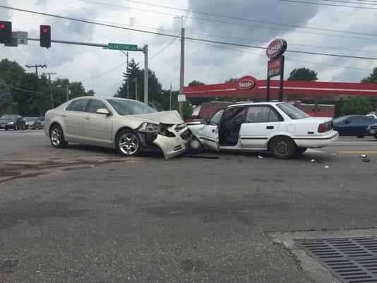 Tuesday Car Crash