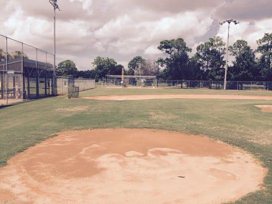 Bonita baseball field
