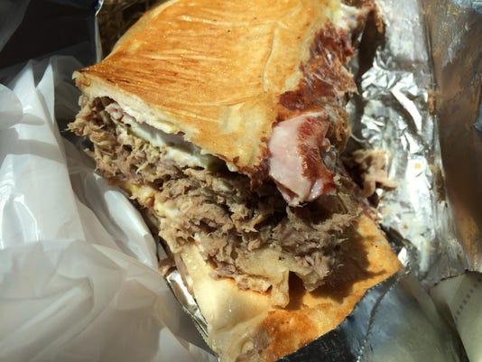 Best Cuban sandwich