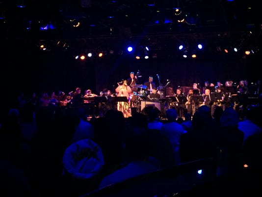 TSO Jazz plays at The Moon art