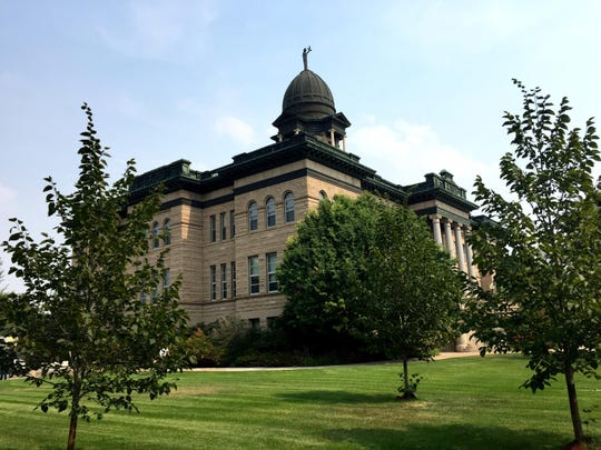 The biggest capital expenditure in the proposed Cascade County budget is spending $1.7 million next spring to restore the courthouse roof, including replacing copper.