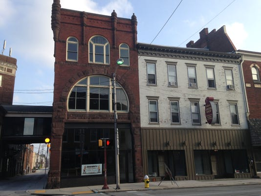 The Evening Sun signed a lease on a property at 37 Broadway in Hanover on Oct. 1. (Lauren Linhard — The Evening Sun)