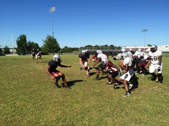 Liberty's defense has been preparing to be tested by North Side's potent backfield.