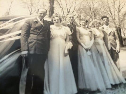 Wayne Babs Wedding