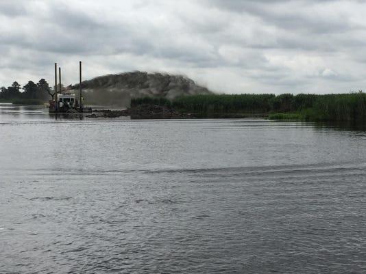 sidebar art -- rebuilding a wetland