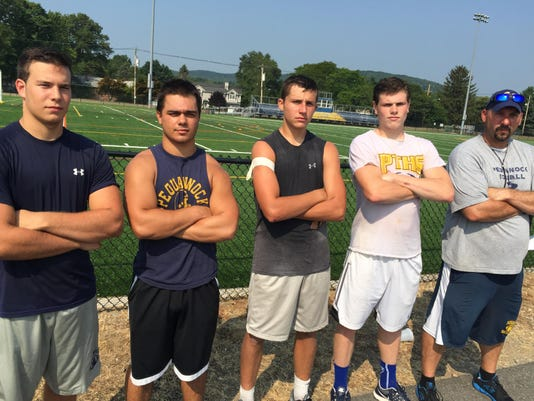 Pequannock for football tab