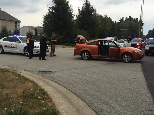 Police capture second burglary suspect Friday afternoon