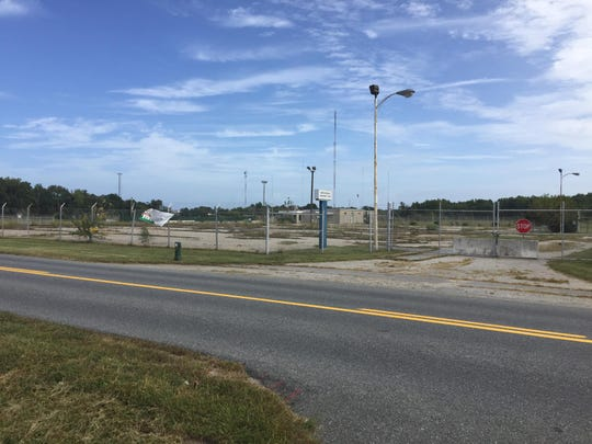 A Dover business has proposed a multi-tenant industrial park on the site of the bankrupt and mostly razed Reichhold Inc. chemical plant.