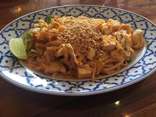 Pad Thai is a traditional dish from Thailand.