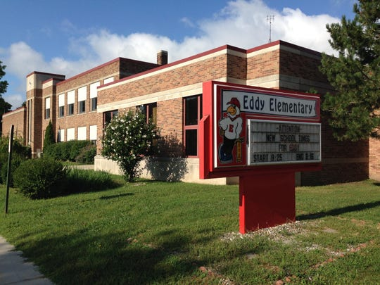 The East China School Board is again considering the closure of Eddy Elementary School.