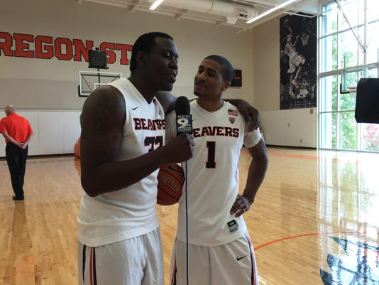 OSU hoops media day