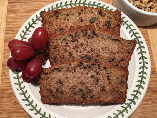 Food processor banana bread is quick and delicious forumfinder Gallery