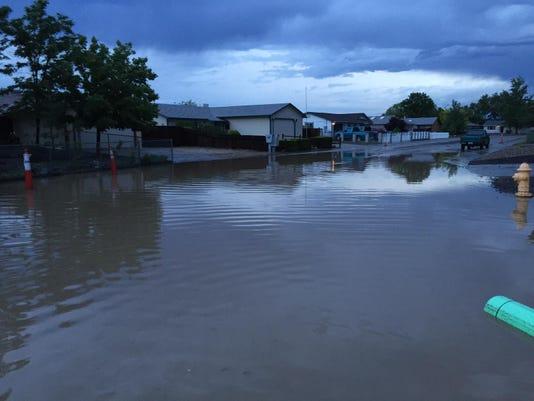 REN1014 LC flooding
