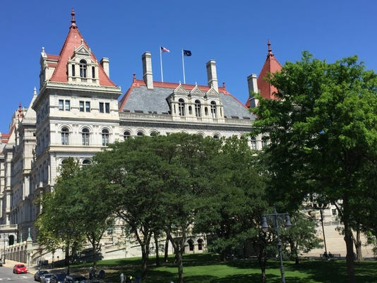 New York's state Capitol