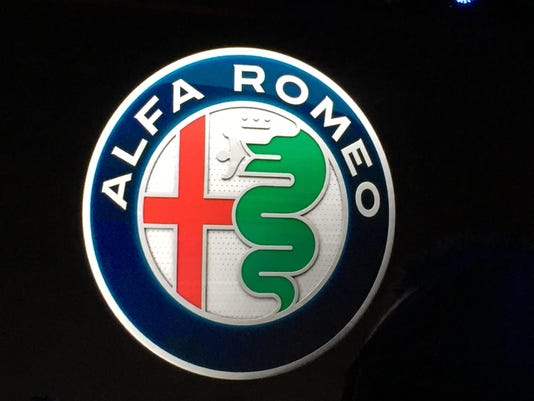 Alfa Romeo's new logo