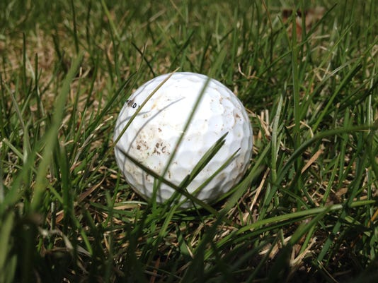 GOLF-BallGrass