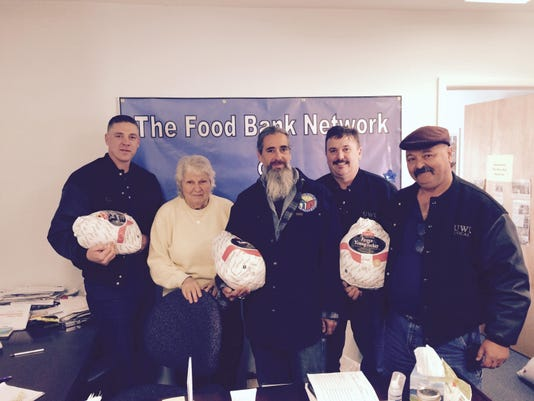 Local 423 Utility Workers Food Bank