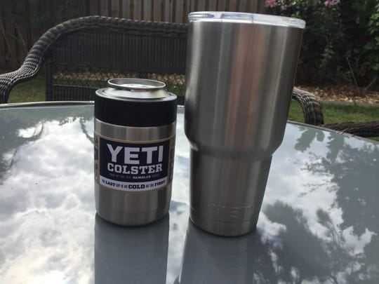 Instead of jewelry, give anything Yeti. Looks like Yeti coolers and cups are the gift this season, so don't dawdle. Most places locally have already sold out of the 30-ounce Yeti Rambler cups ($39.99). But for the price of a nice piece of costume jewelry, you can get still get a 20-ounce Yeti Rambler ($29.99) at Ace Hardware in Titusville. The high-end cooler company also makes Low-Baller cups for $26.99 and Coldster cuzzies that fit cans and bottles for $29.99. Just like with jewelry, Yeti has options for multiple price-ranges. A small soft-side cooler costs $299. Larger hard-sided coolers sell for $349 and higher. Titusville's Ace Hardware is at 3636 S. Washington Ave, Titusville, 321-267-1030. Yeti products also are available at select Ace Hardware stores, boutiques and fishing supply stores across the county.